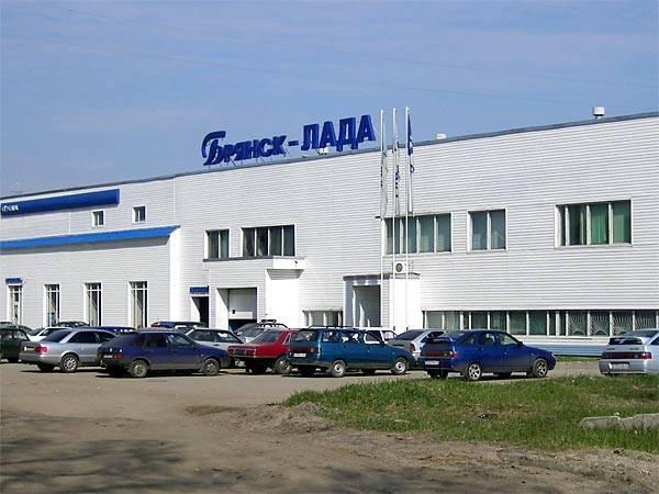 Брянск-Лада