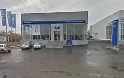 Жигули-Оренбург