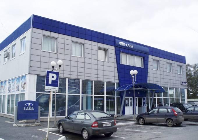 Тобольск-Лада